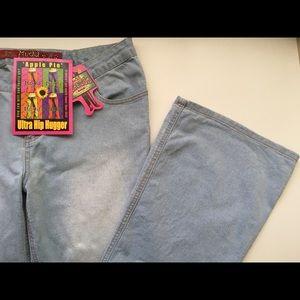 Mudd pale blue jeans ultra hip hugger boot cut